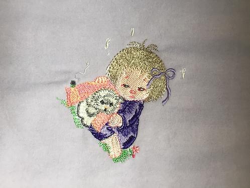 Receiving Blanket-M013