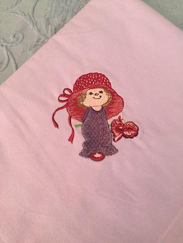 Receiving Blanket-U010