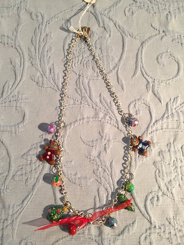 Necklace Christmas1-3 Recommended for a Child