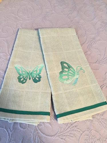 18 KT-Butterflies