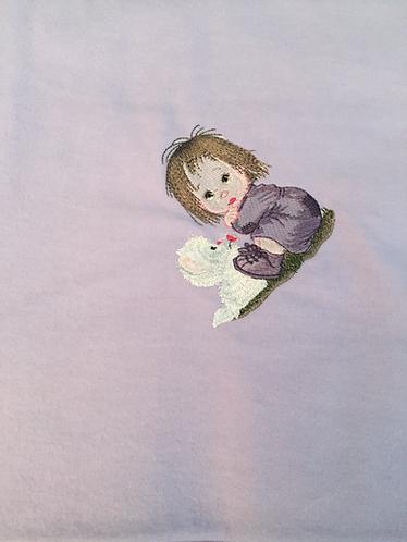 Receiving Blanket-M003