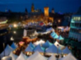 Hafenweihnachtsmarkt in Köln