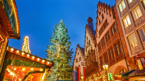 Frankfurts schönste Weihnachtsmärkte