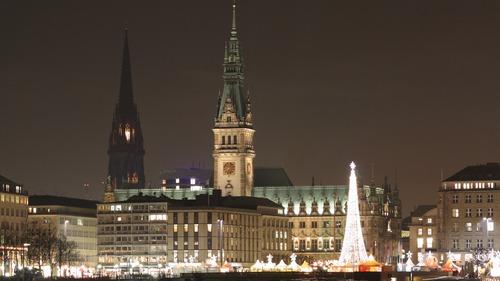 Hamburgs schönste Weihnachtsmärkte