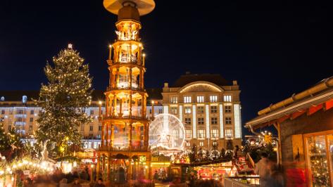 Dresdens schönste Weihnachtsmärkte