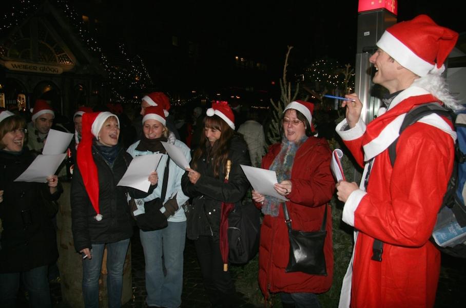 Weihnachtsfeier Ideen Berlin.Weihnachtsfeier In Berlin Team Builders De