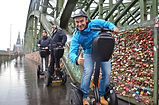 Segway Tour Köln online buchen!