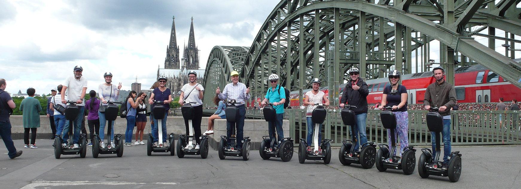 Segway Köln