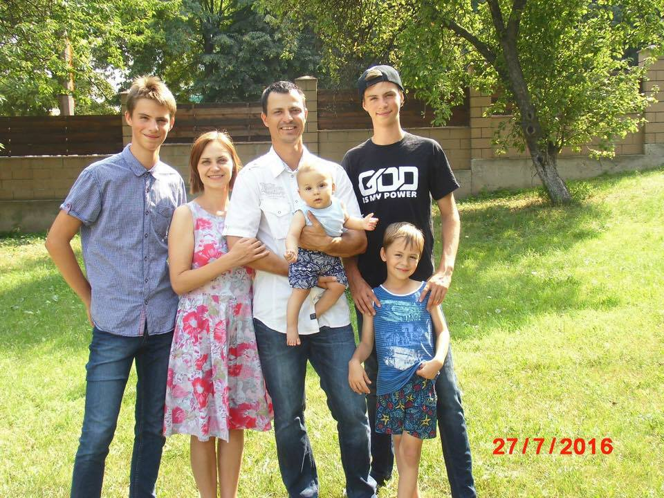 The Zschech family
