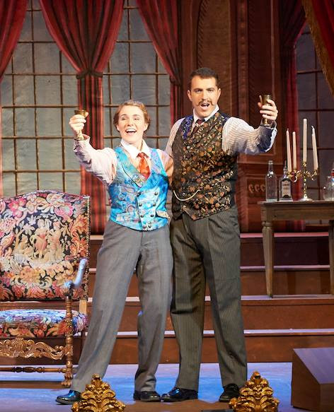 The Mystery of Edwin Drood the Musical