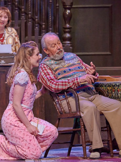 You Can't Take It With You at the Lyric Repertory Company, directed by Chris Klinger.