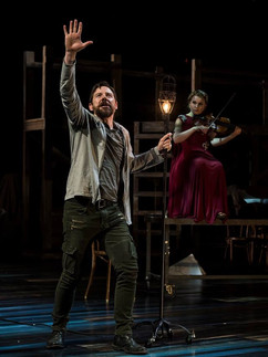 An Iliad at Utah Shakespeare Festival, Directed by Jason Spelbring.