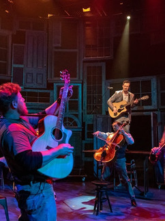 Once at Northern Stage, Directed by Carol Dunne, Photo by Kata Sasvari.
