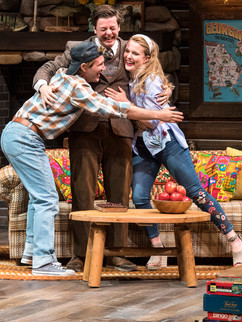 The Foreigner at Utah Shakespeare Festival, Directed by Vincent Cardinal.