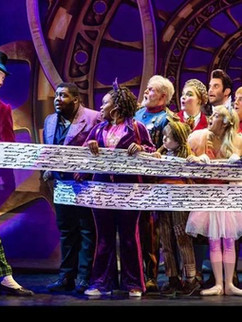 Charlie and the Chocolate Factory National Tour, Directed by Matt Lenz.