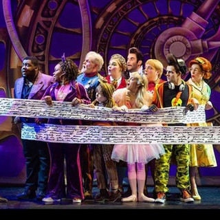 Charlie and the Chocolate Factory National Tour