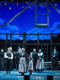 Big River at Utah Shakespeare Festival, Directed by Melissa Rain Anderson.