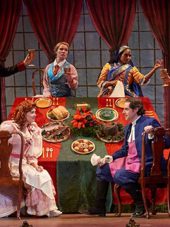 The Mystery of Edwin Drood at the Lyric Repertory Company, Directed by Ken Risch.