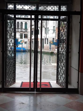 Hotel Al Sole entrance