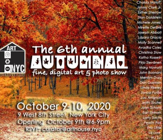 Next event @ Arthouse NYC