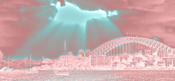 Sunshine over Sydney