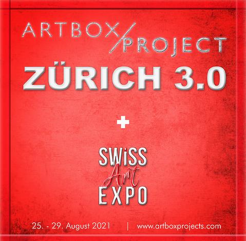 Artbox at Swiss Art Expo