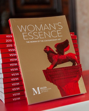 Woman's Essence event book.