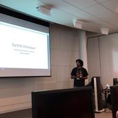 Karthik @ CCP4 Workshop