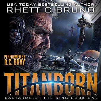 Children of Titan 1 - Titanborn (Audible