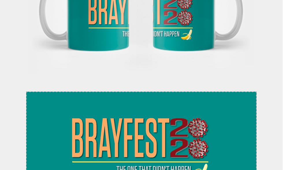 Brayfest 2020 - Coffee Mug