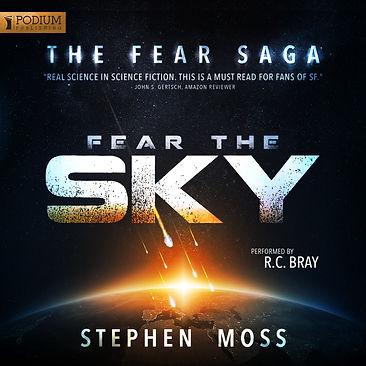 The Fear Saga 01 - Fear the Sky (Podium)