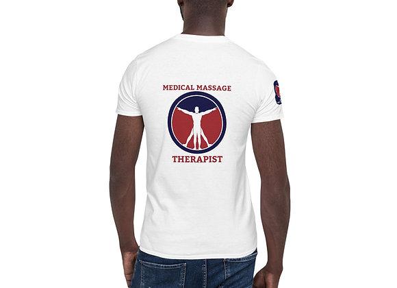 ABW Medical Massage Therapist Short-Sleeve Unisex T-Shirt