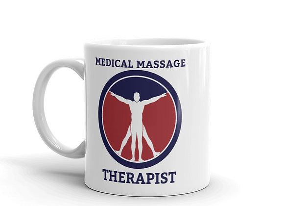ABW International Medical Massage Therapist Mug
