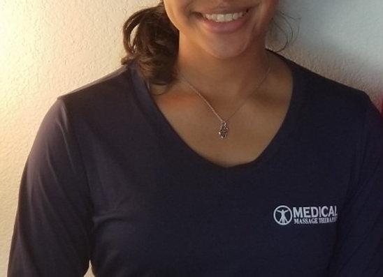 Long Sleeve DRI FIT - Medical Massage Therapist