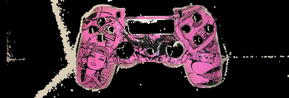 PS4 Slim PS4 Pro Case Hülle Oberschale Faceplate für Sony Playstation 4 Controller JDM 040 JDM 050 JDM 055