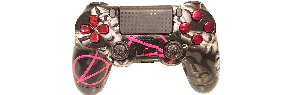 Custom Gamers Sony PS4 Scuf Controller, Scuf Controller, ps4 custom controller, Rapidfire PS4, Rapidfire controller PS4