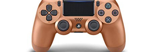 PS4 Dualshock Joypad Wireless Controller, Farbe: Kupfer, Gebraucht