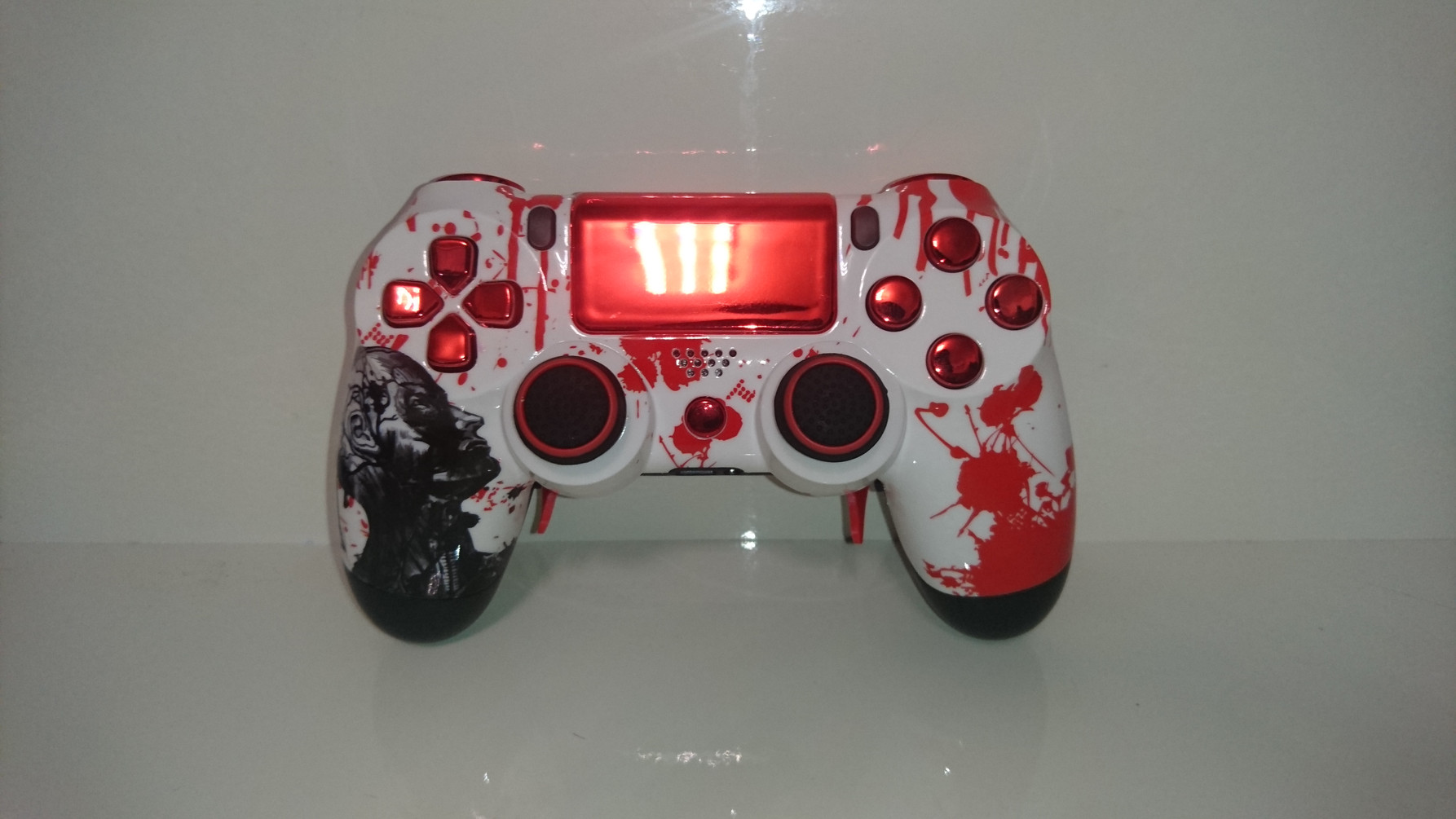 Blood Zombie Elite Design