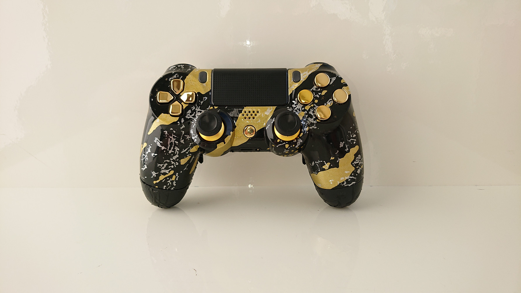 Camoflage Elite Gold