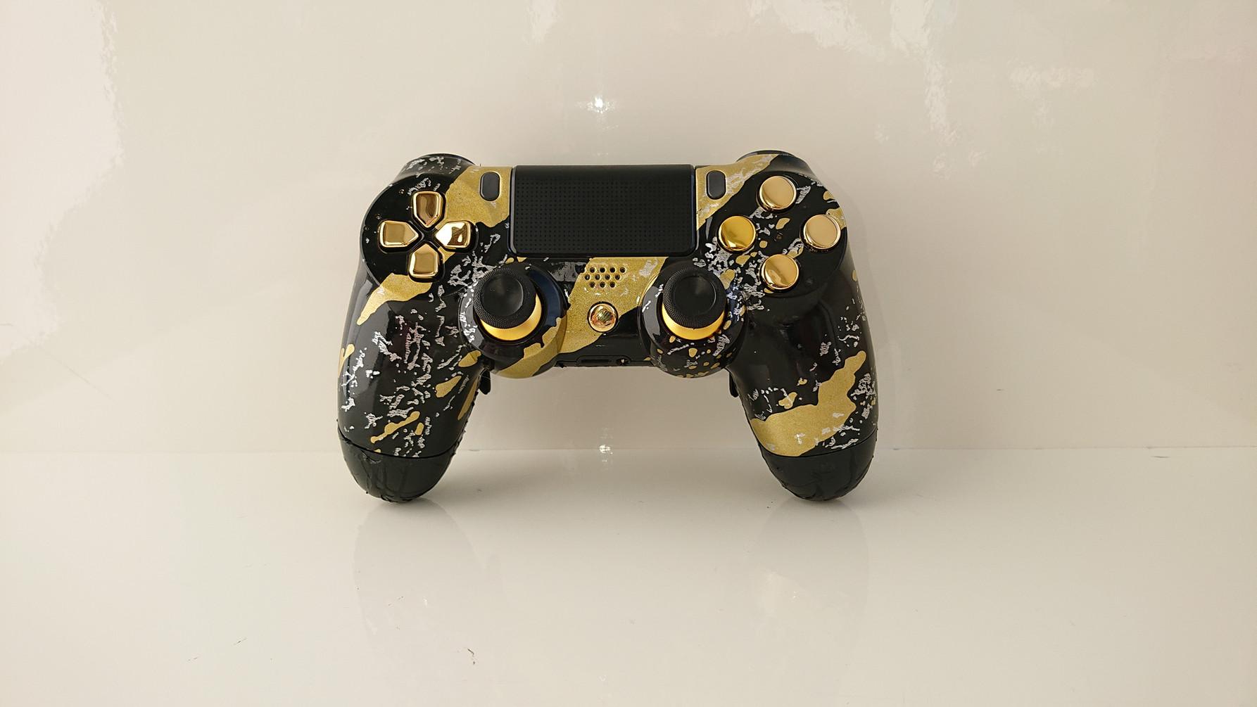 Camoflage Elite Gold