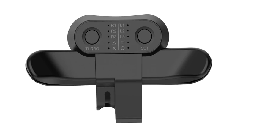PS4 Controller 2er Mod-kit, Modifikation-kit mit 2 Programmierbaren Paddles