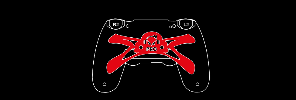 PS4 Rapidfire Controller, PS4 custom Rapidfire Controller, Scuf und Rapidfire Controller, PS4 Contoller, Custom Controller