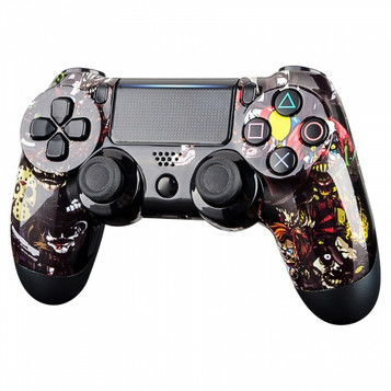 Custom PS4 Scuf controller, custom gamers