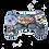 Thumbnail: PS4 Custom Rapidfire Controller Pro 2.0 - Las Vegas Unikat