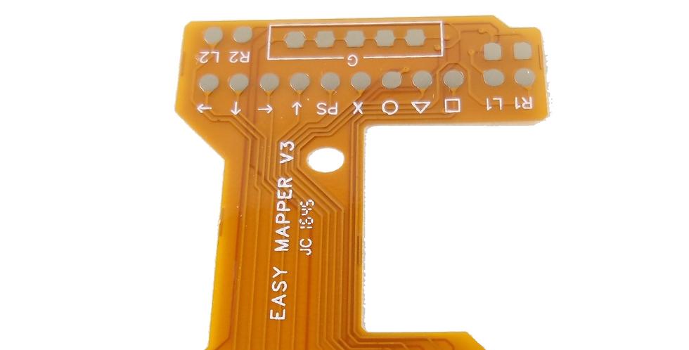 10x Easy Remap Board V3.1 PS4 Slim/Pro Controller   DIY Selbstumbau für JD