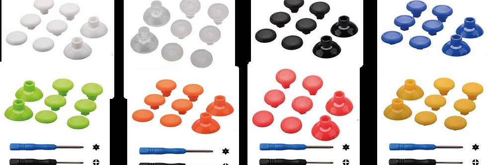 Austauschbare PS4 Joysticks, Thrumpsticks, Analogsticks, Verschiedene Farben