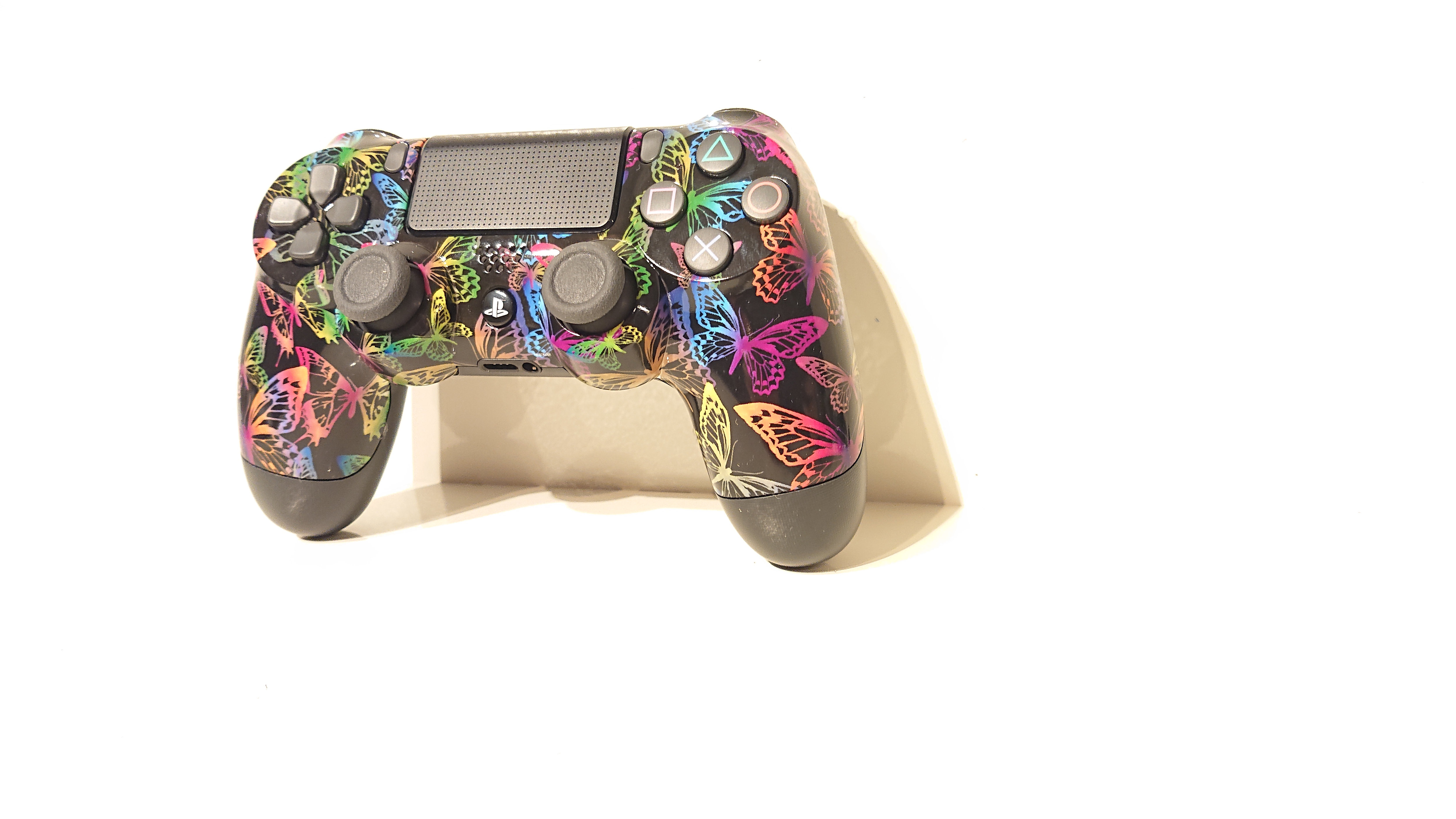 Ps4 Custom Controller Pro 2 0 Butterfly Controller Mit Paddles Custom Gamers