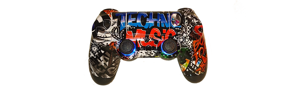 Custom Gamers Sony PS4 Scuf Controller, Scuf Controller, ps4 custom controller, custom gamers