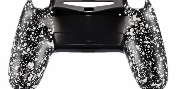 eXtremeRate PS4 Controller Schutzhülle Case Anti-Rutsch Rückseite Hülle Cover Gehäuse Skin Schale für Playstation 4 PS4 Slim
