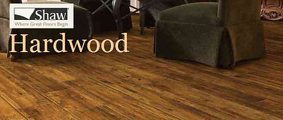 Shaw Hardwood Floors
